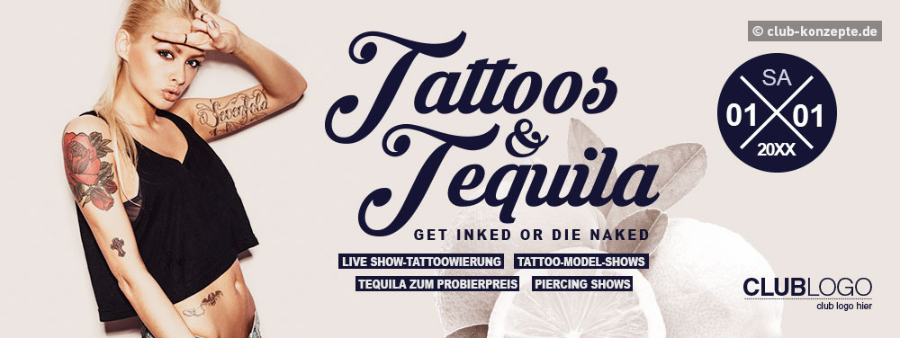 Tattoos & Tequila