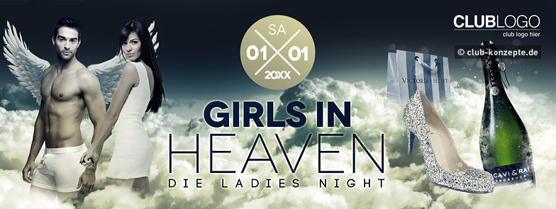 Girls In Heaven