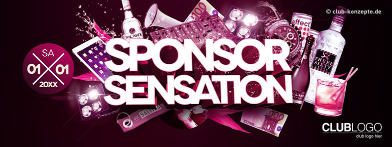 Sponsor Sensation