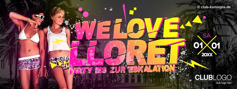 We Love Lloret