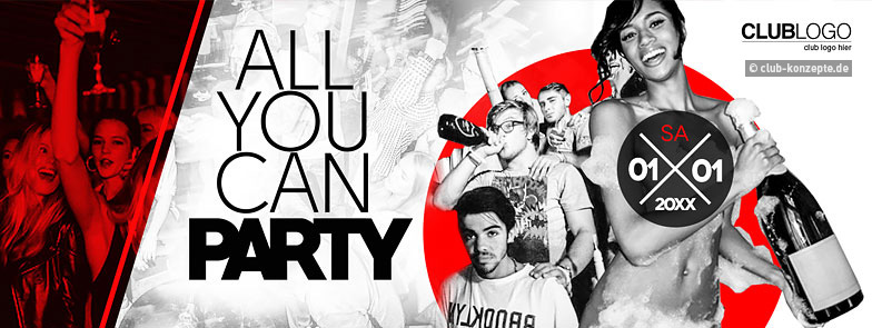 All You Can Party
