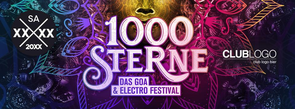 1000 STERNE