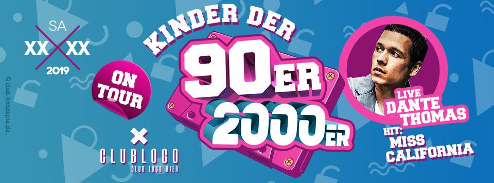 KINDER DER 90er & 2000er