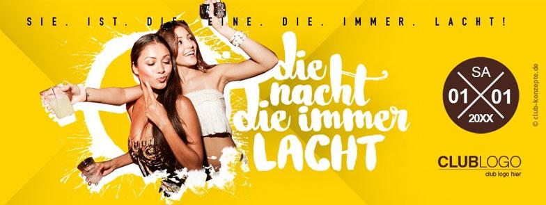 Die Nacht - Die Immer Lacht!
