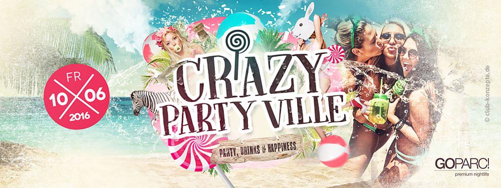 Crazy Party Ville