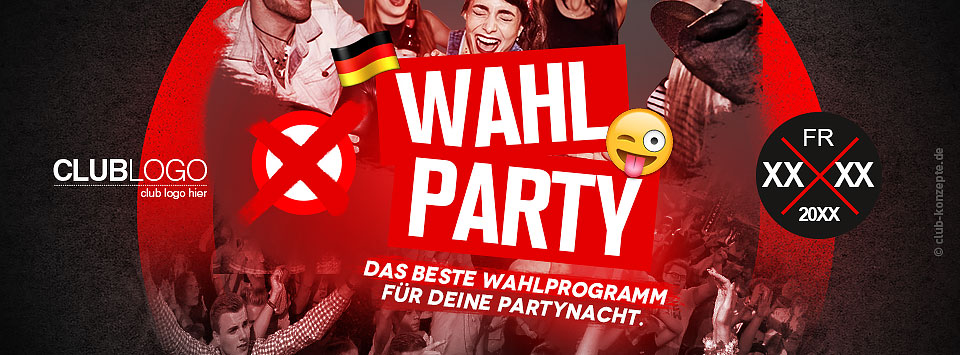 WAHL PARTY