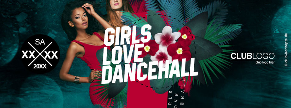 GIRLS LOVE DANCEHALL