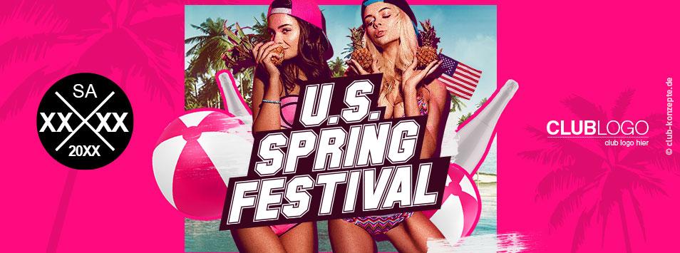 U.S. SPRING FESTIVAL