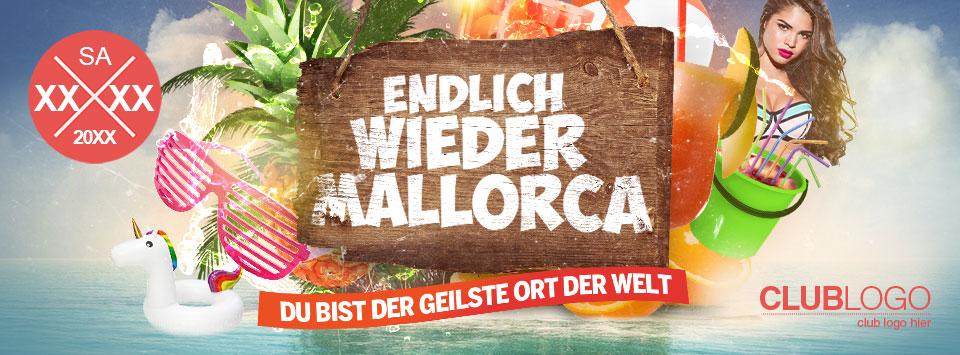 ENDLICH WIEDER MALLORCA