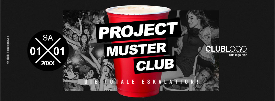 PROJECT MUSTER CLUB