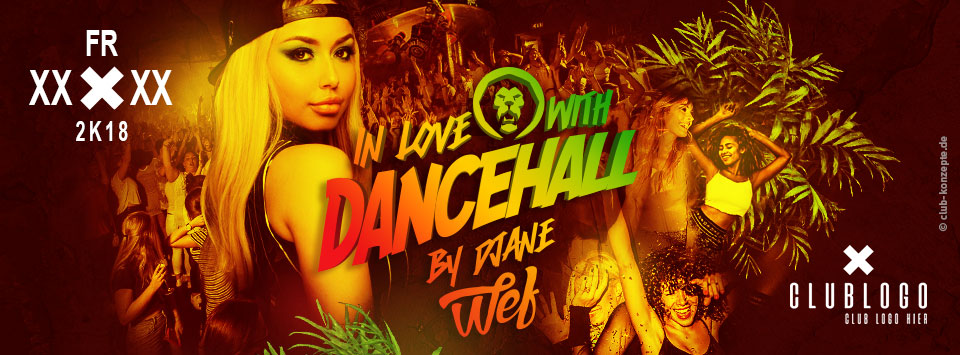 IN LOVE WITH DANCEHALL