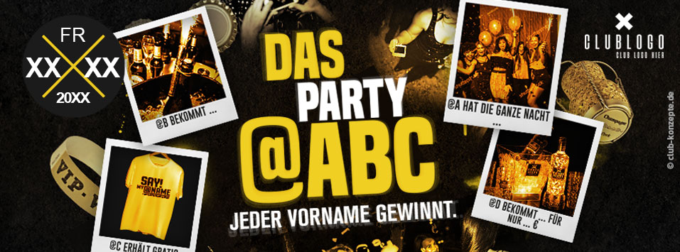 DAS PARTY ABC