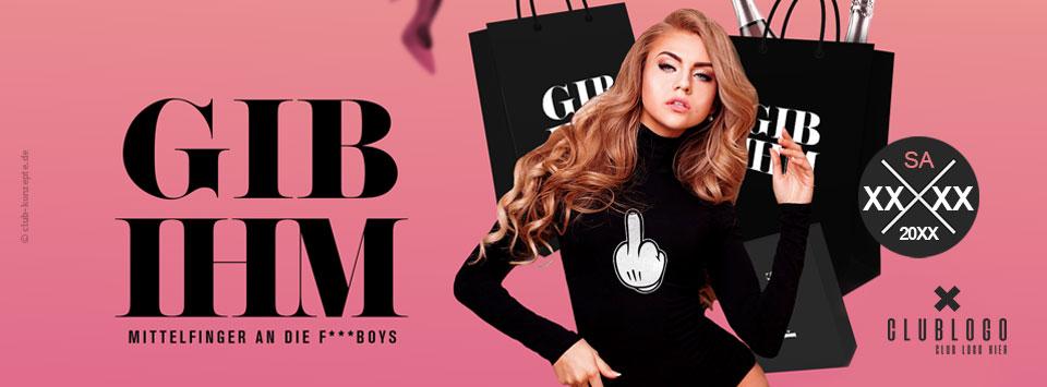 GIB IHM!