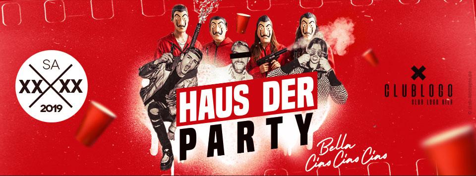 HAUS DER PARTY