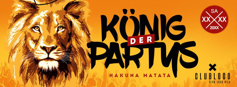 KÖNIG DER PARTYS